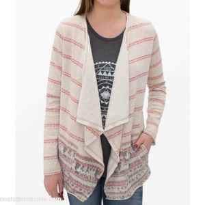Billabong Southwest French Terry Cardigan SIZE L